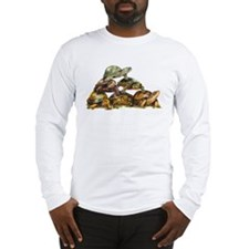 Turtle Pyramid Long Sleeve T-Shirt