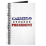 CARMELO for president Journal