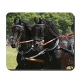 """Friesian 10"" Mousepad"