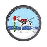 Great Dane Harle UC Mail Wall Clock