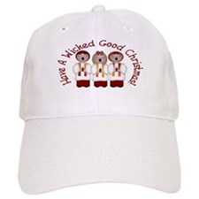 A Wicked Good Christmas! Baseball Baseball Cap