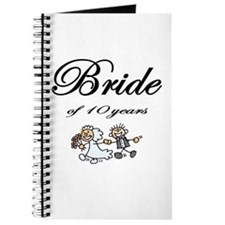 10th Wedding Anniversary Gifts Journal