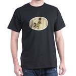 Creating the Circle Dark T-Shirt