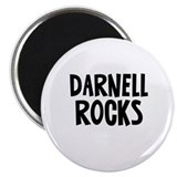 "Darnell Rocks 2.25"" Magnet (10 pack)"