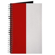 """Indonesia Flag"" Journal"