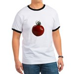 Red Cherry Tomato  Ringer T
