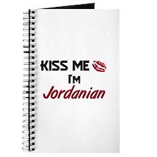 Kiss me I'm Jordanian Journal