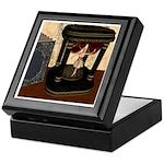 The Music Box Keepsake Box