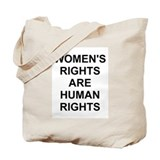 Women's Rights Tote Bag