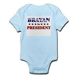 BRAYAN for president Onesie