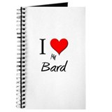 I Love My Bard Journal