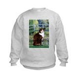 Bridge /Calico Sweatshirt