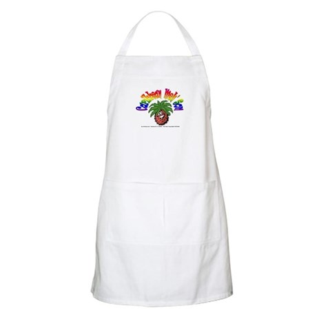 Caribbean Theme BBQ Apron