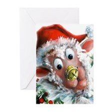 Jingle Nose - Holiday Greeting Cards (Pk of 10)