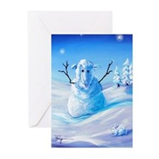 Fluffy Stuff - Holiday Greeting Cards (Pk of 10)