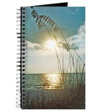 Sunset and Sea Oats Journal