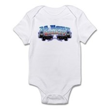 24 Hour Flatbed Infant Bodysuit