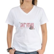 Army Mom (pink) Shirt