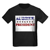 AUBREE for president T