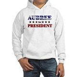 AUBREE for president Jumper Hoody