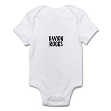 Davion Rocks Infant Bodysuit