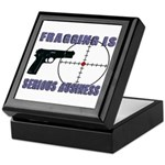 Serious Fragging Keepsake Box