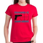 Serious Fragging Women's Dark T-Shirt