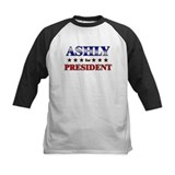 ASHLY for president Tee