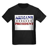 ARMANI for president T