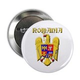Romania - Button