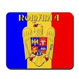 Romania - Mousepad