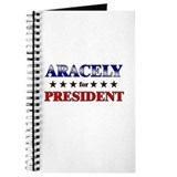 ARACELY for president Journal