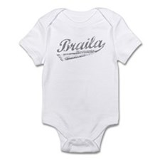 Braila Infant Bodysuit
