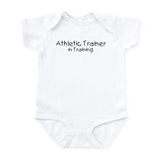 Athletic Trainer in Training Onesie