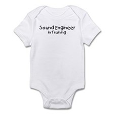 Sound Engineer in Training Onesie