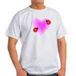 Ladybug Love Light T-Shirt