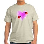 Ladybug Love Light T-Shirt