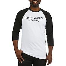 Postal Worker in Training Baseball Jersey