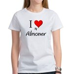 I Love My Almoner Women's T-Shirt