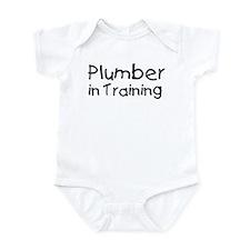 Plumber in Training Onesie