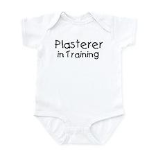 Plasterer in Training Infant Bodysuit