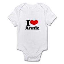 Unique Annie Onesie