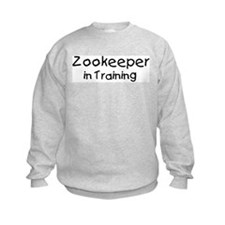 Zookeeper in Training Jumper Sweater