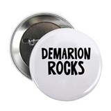 "Demarion Rocks 2.25"" Button"