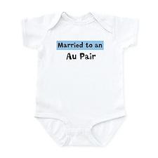 Married to: Au Pair Onesie