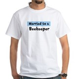 Married to: Beekeeper Shirt