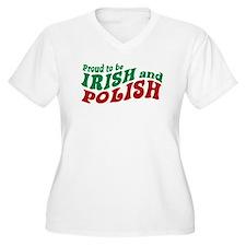 Proud Irish and Polish T-Shirt