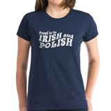Proud Irish and Polish Tee