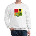SURF RAT & SPENCER POP ART Sweatshirt