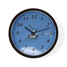 Chopper-ette Wall Clock